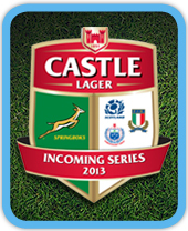 Castle Lager Incoming Series 2013, Various, June 2013