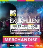 Colour in Ekurhuleni 2018 Merchandise