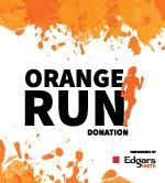 Edgars Unite Orange Run 6k DONATION
