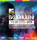 Colour in Ekurhuleni 2018 Event