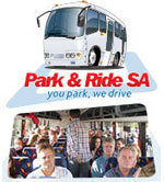 Park and Ride to Huawei Joburg Day Sept 17